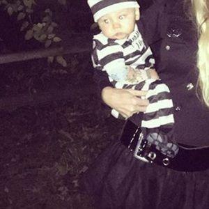 Baby jailbird costume 6-12 months